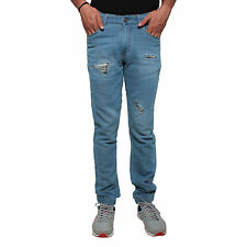 BRANDED SALE 2016 Light Blue Joggers jeans imported product For Men All Size