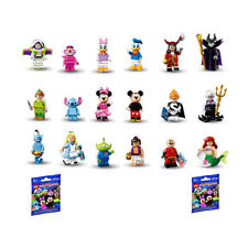 LEGO DISNEY MINIFIGURES PICK YOUR FIGURE SEALED PACKETS IN STOCK NOW