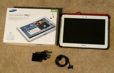 Samsung Galaxy Tab 2 GT-P5110 16GB, Wi-Fi, 10.1in - White