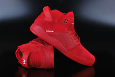 SUPRA SKYTOP III RED RED SCHUHE MID TOP SNEAKER SKATERSCHUHE
