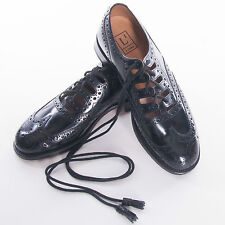 Loake Ghillie Bogue Kilt Shoes - LAST FEW!!