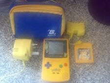 Nintendo Game Boy Color Pokemon Edition Handheld System with Pokemon