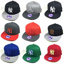 New Era NY YANKEES Niños Ajustable Gorra béisbol Gorra Gorra Baseball New York