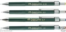 FABER-CASTELL TK-FINE TECHNICAL DRAWING PENCIL & LEADS 0.35,0.5,0.7 & 1.0 mm
