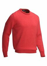 Glenmuir Crew Neck Lambswool Golf Sweater