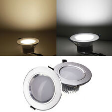5W LED Downlight Ceiling Recessed Lamp Dimmable 110V + Driver