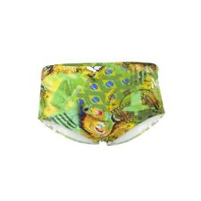 Michael Phelps Corco Brief L Green/Yellow