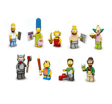 LEGO THE SIMPSONS SERIES 1 MINIFIGURES, PICK YOUR FIGURE