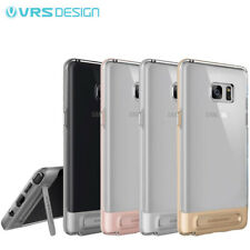 VRS Design Crystal Bumper Kickstand Hybrid Rear Case for Samsung Galaxy Note 7