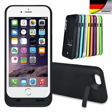 For iPhone 6 6S 3600mAh Zusatzakku Extern Batterie Akku Case Hülle Power Pack