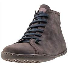 Camper Peu Cami Mens Chukka Boots Dark Brown New Shoes