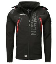 Blouson homme Geographical Norway Blouson softshell tambour noir