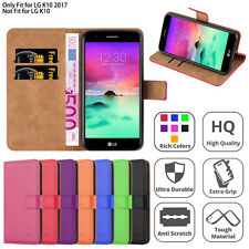 Wallet Flip Book [Stand View]Premium Case Cover For Various LG Mobile Phones