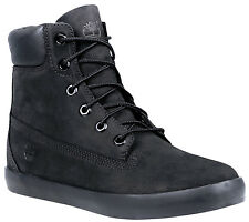 Timberland A1B37  Flannery  6-INCH Black Women Boots