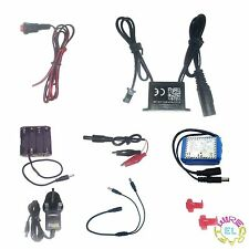 Adaptable Driver for up to 5 meters EL Wire - 12v Inverter wth Choice of Inputs