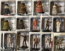 Doctor Who Eaglemoss Figurine Collection Figure Only Boxed NEW PLINTH SD1 DALEK