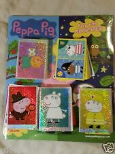 """PEPPA PIG """"PLAY WITH OPPOSITES"""" ALBUM & ALL STICKERS TO COMPLETE ALBUM BRAND NEW"""