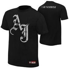 "AJ Styles ""I Am Phenomenal"" Authentic T-Shirt - WWE - Wrestling - Auf Lager"