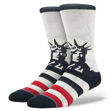 Stance Sock Calze lady Liberty Sidestep White M311D15LAD-WHT