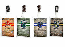 Harry Potter House ID Cards Hogwarts Slytherin Gryffindor Ravenclaw Halloween