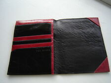 TED BAKER LONDON...classic leather mens wallet