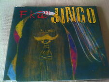 FKW - JINGO - 4 TRACK DANCE CD SINGLE - PWL