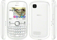 NEW NOKIA ASHA 201 WHITE - DUMMY DISPLAY PHONE  - UK SELLER