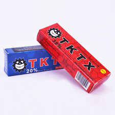 10g TKTX 35% More Numbing Cream Piercing Permanent Eyebrow Embroidered Tattoo