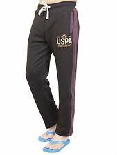 U.S Polo Black & Purple Slim fit Track pant/Lower For Men & Boys(Export Surplus)