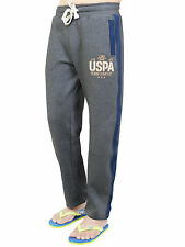 U.S Polo Grey & Blue Slim fit Track pant/Lower For Men & Boys (Export Surplus)