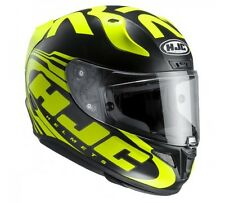 HJC CASCO INTEGRALE in FIBRA PIM RPHA11 ERIDANO MC4HSF TAGLIE MENU' a TENDINA