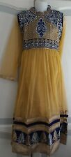 Fany Dress Bollywood Indian Asian Anarkali Churidar salwar kameez  Girl