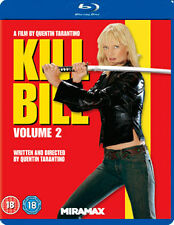 KILL BILL - VOLUME 2 - BLU-RAY - REGION B UK