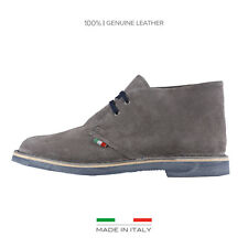 Chaussures à lacets Made in Italia - ROMANO Homme Gris