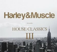 Vol. 3-Harley & Muscle House Classics - Harley & Musc (2013, CD NUEVO)2 DISC SET