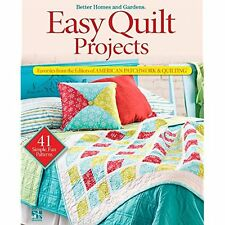 Easy Quilt Projects: Favorites from the Editors of American Patchwork & Quil