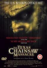The Texas Chainsaw Massacre (DVD, 2004)New & sealed R2