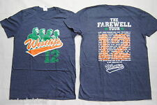 WESTLIFE HOME RUN FAREWELL TOUR 2012 T SHIRT NEW OFFICIAL RARE WHERE WE ARE LOVE