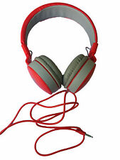 Wickedleak Wammy One compatible  Headphone with cable Mic Earphone Phone Headset