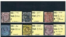 GB Stamps - Various Sets.