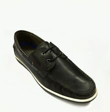 Branded Export Surplus Black Leather Shoes For Men & Boys