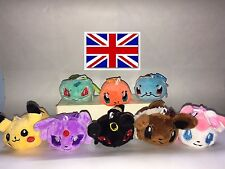 Rare Pokemon Collectible Plush Soft Toy Character Doll Teddy hanging UK SELLER