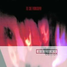 Pornography [Deluxe Edition] The Cure Audio CD