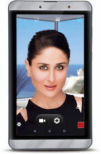 "iBall Gorgeo 4GL ARM QC 1.0 GHz/1 GB/ 8 GB/ 7"" IPS (4G + Wifi, Calling, Black)"