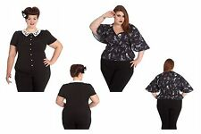 Hell Bunny and Spin Doctor Plus Size Tops