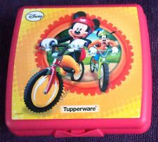 Tupperware - Lunch Boxes - Sandwich Keeper with Kids favourite Characters on Top