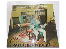 Walter Carlos -  Switched-On Bach - Barock-Revolution - LP