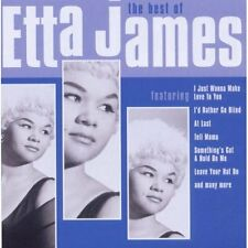 Best of Etta James Etta James CD