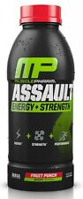 MUSCLEPHARM ASSAULT RTD