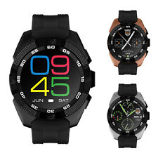 G5 MTK2502C 1.2'' IPS  Smart Watch Bluetooth Heart Rate For IOS Android Wear